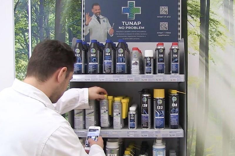 Immagine per Tunap, il nostro partner per la cura della tua auto!